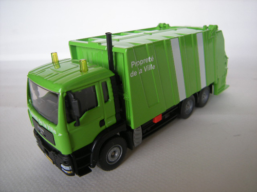 camion poubelle