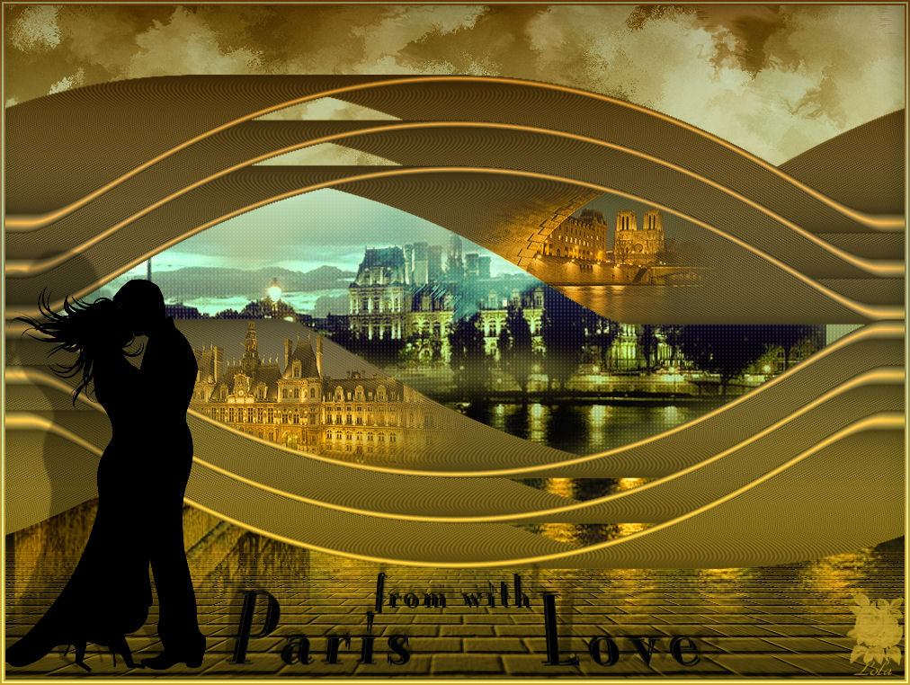 from with paris love