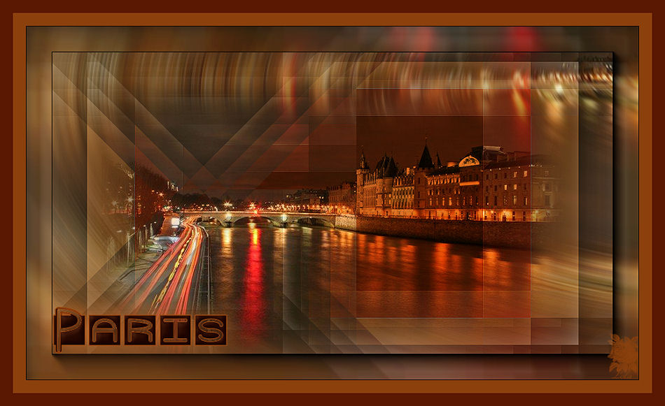Paris The traveling time