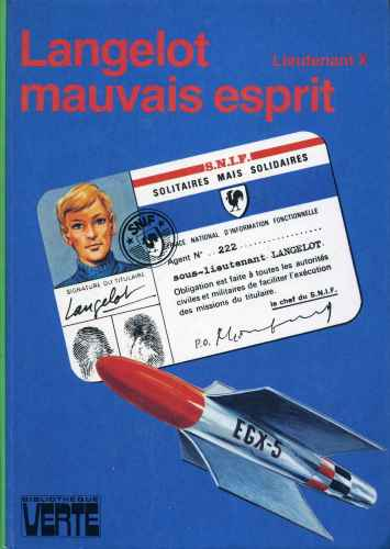 Langelot - T34 - Langelot mauvais esprit