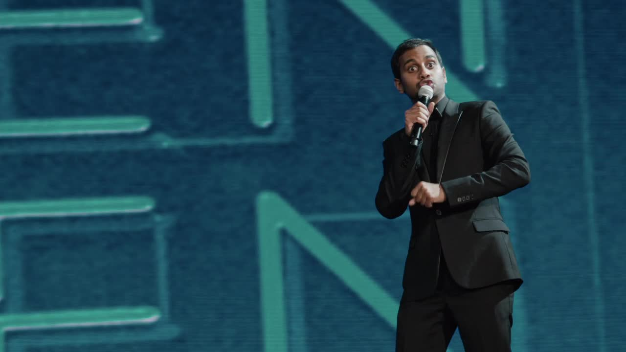 Aziz Ansari Live in Madison Square Garden image