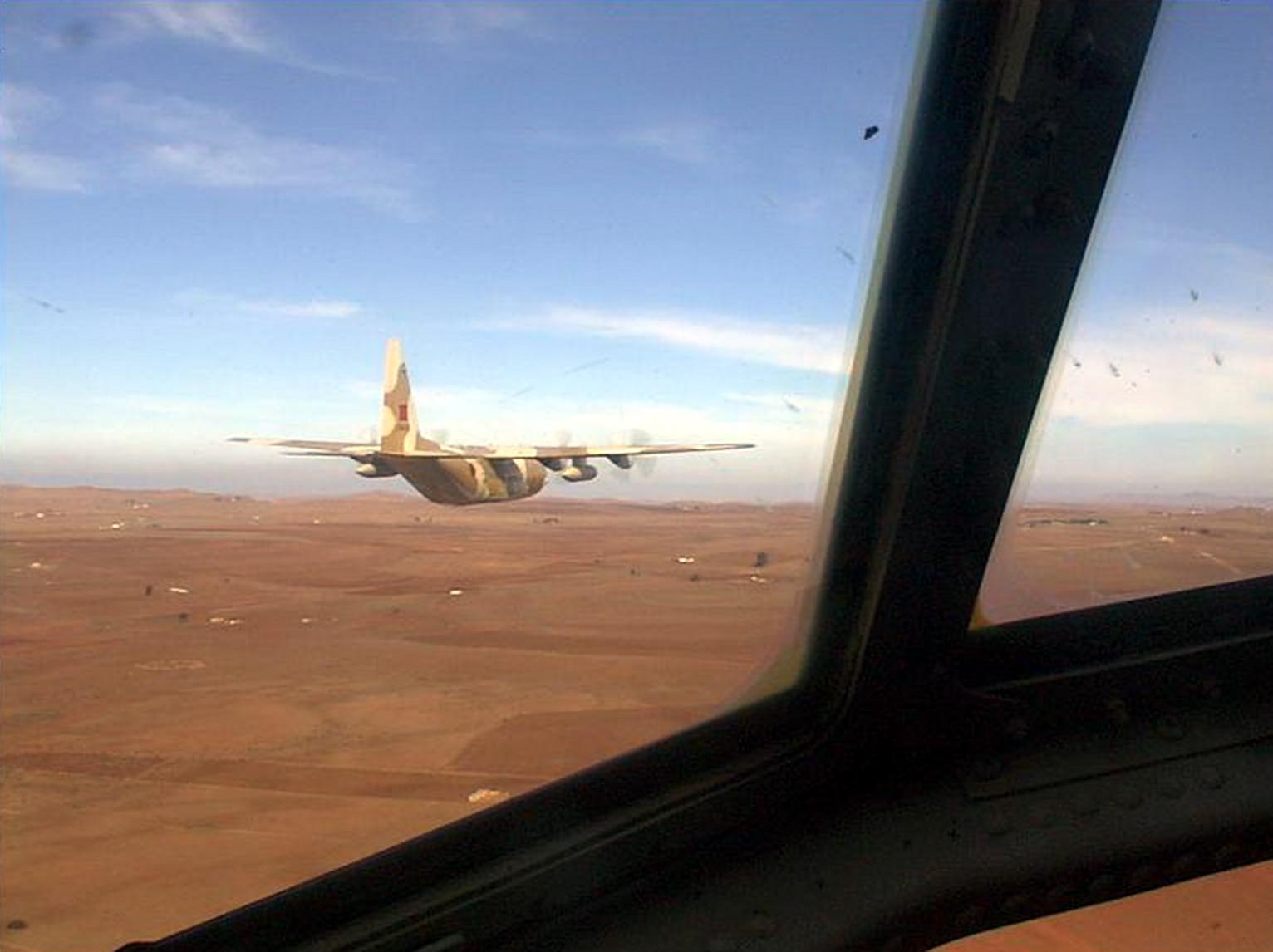 طائرات النقل العاملة بالقوات المسلحة المغربية - صفحة 2 150628074610755124
