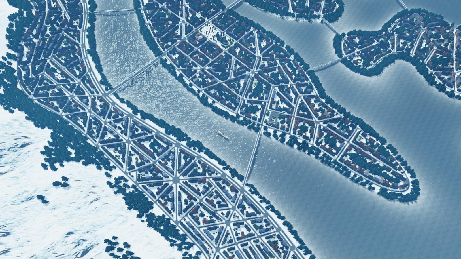 Royaume Norrois - Présentation des villes 15070107595697374