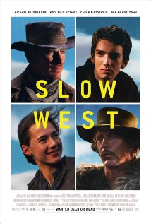 Slow West poster image