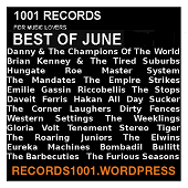 JUNE MIXTAPE https://records1001.wordpress.com/