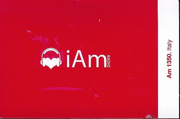 QSL de iAm Radio 150712085217657511