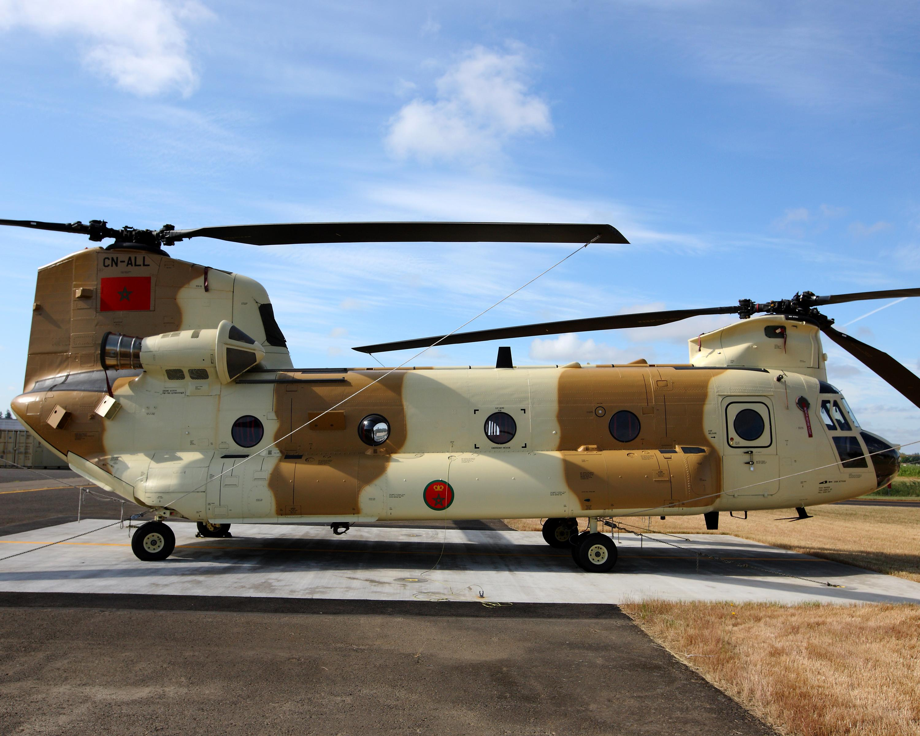 CH-47D CHINOOK des Forces Royales Air  150714070656748657