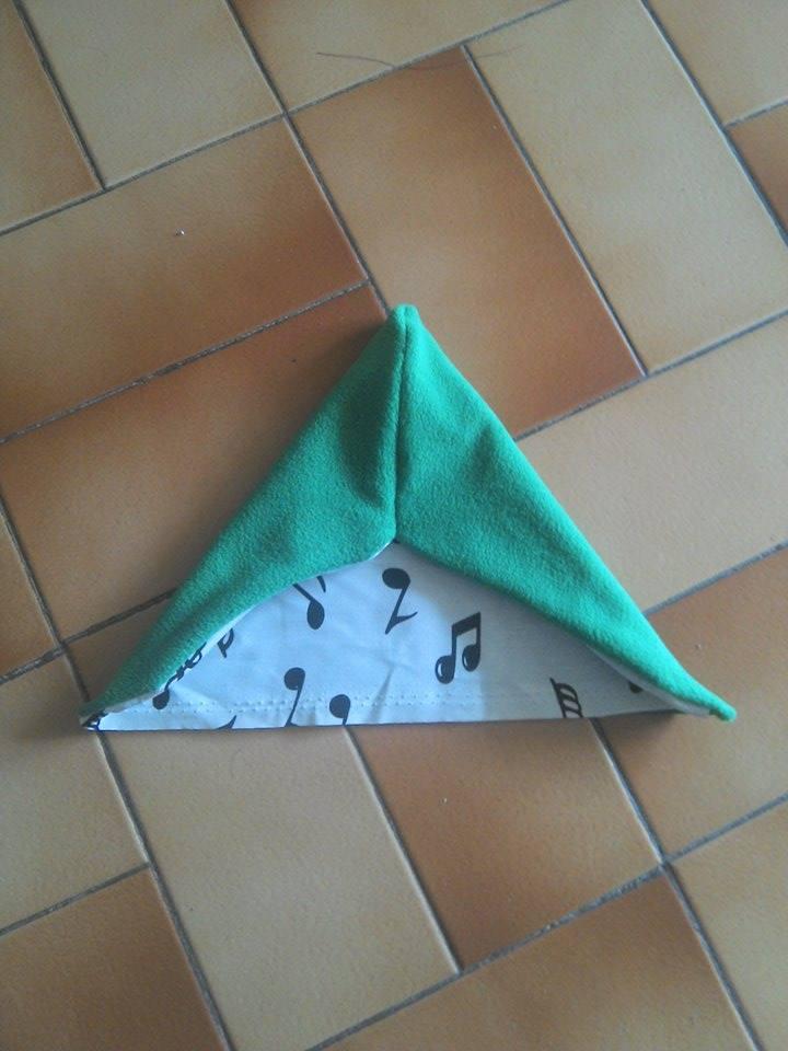 Poncho 1 an thème zelda : link 150718054650948741