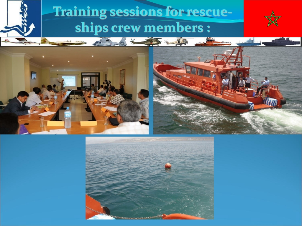 Sauvetage maritime au Maroc / service de recherche et de sauvetage  - Page 2 150719072226504492