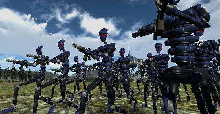 Executive Assault image 2