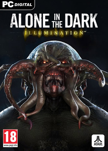 Poster for Alone in the Dark: Illumination