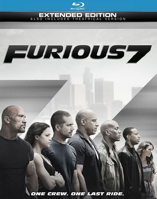 Furious Seven poster image