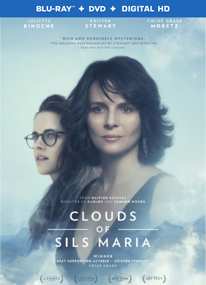 Clouds of Sils Maria poster image