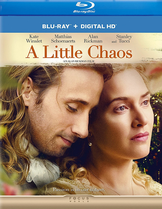 A Little Chaos poster image