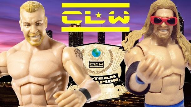 04- E&C (Edge & Christian) - WWE-TNA