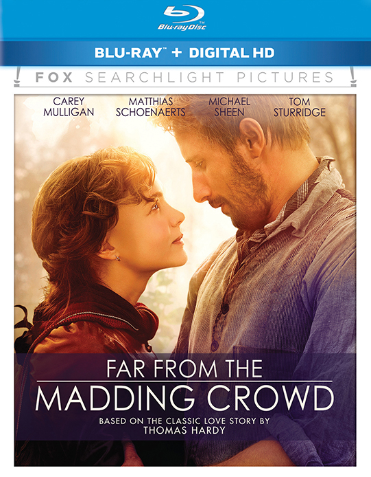 Far from the Madding Crowd poster image