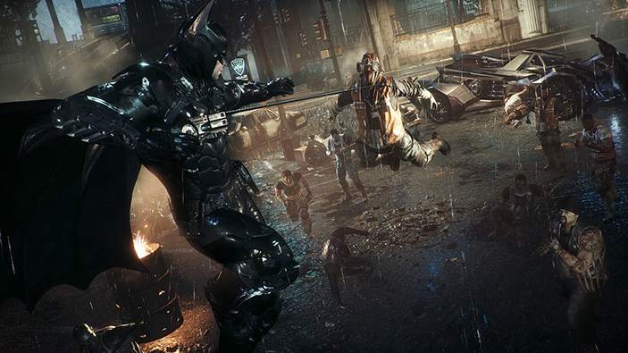 Batman: Arkham Knight image 1