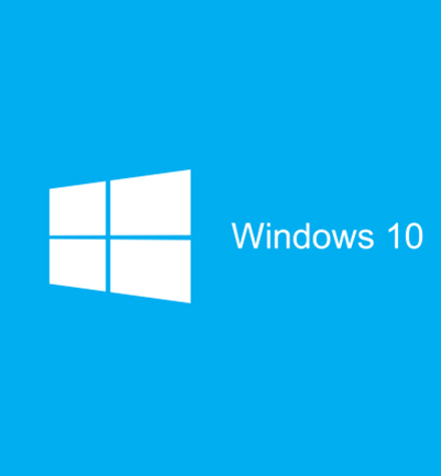 Poster for MICROSOFT WINDOWS 10 HOME AND PRO