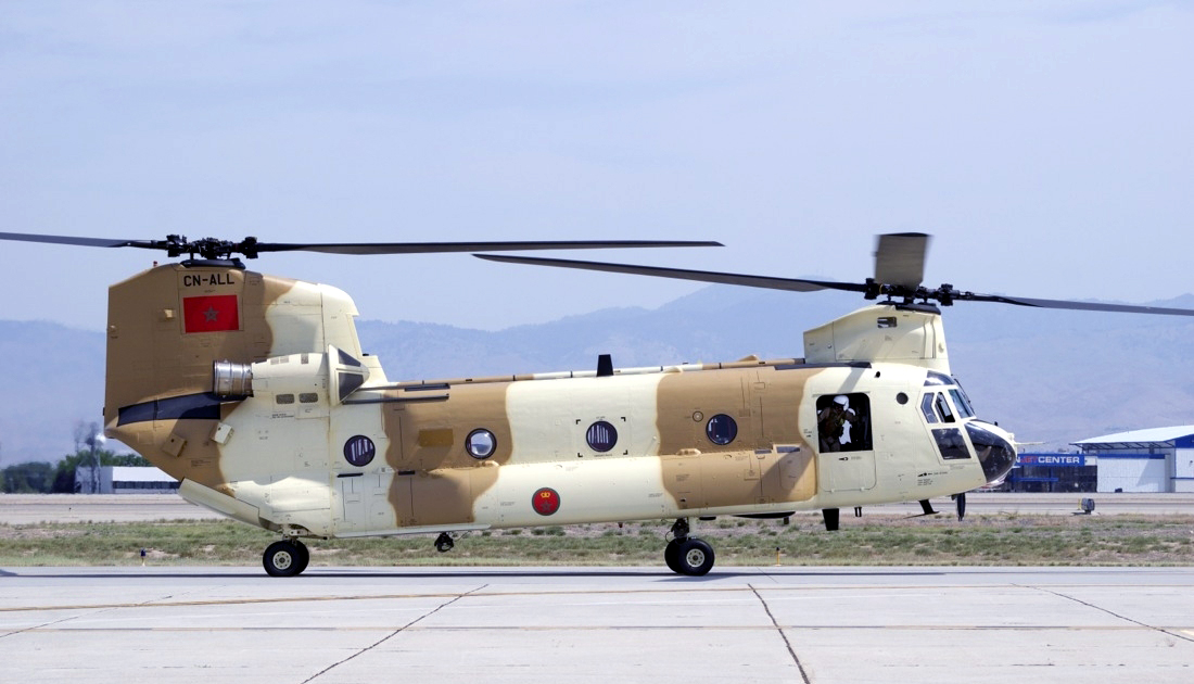 CH-47D CHINOOK des Forces Royales Air  150802062827366678