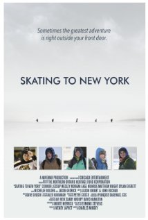 Skating to New York poster image