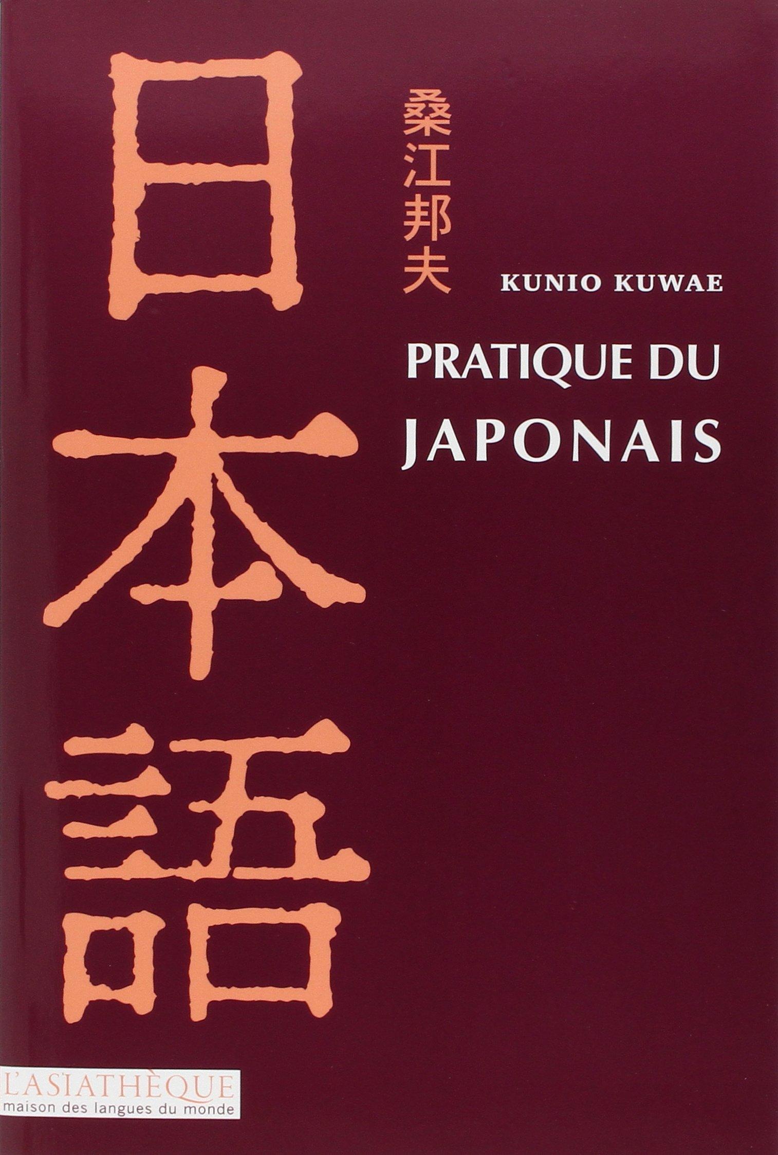 Pratique du japonais (1 livre + 1 CD)