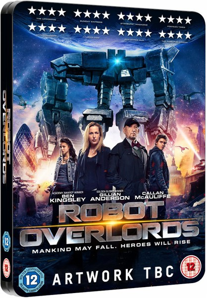 Robot Overlords poster image