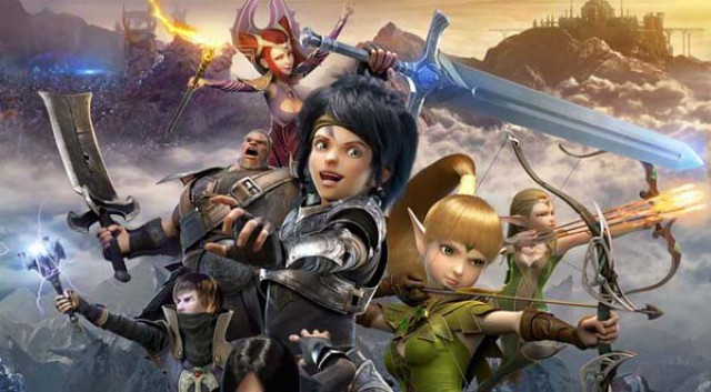 Dragon Nest: Warriors image