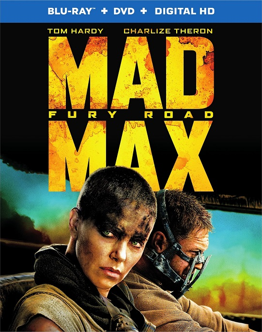 Mad Max: Fury Road poster image