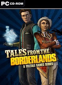 Poster for Tales From The Borderlands: Episode 4 - Escape Plan Bravo