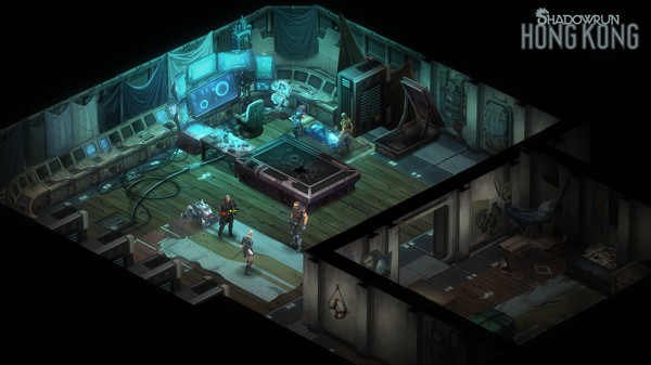 Shadowrun: Hong Kong image 1