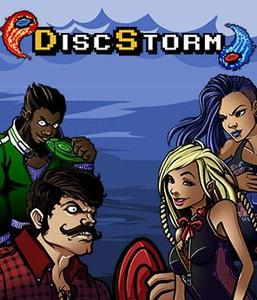 Poster for DiscStorm