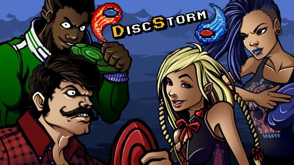 DiscStorm image 2
