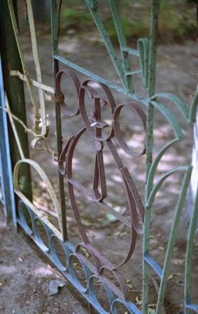 Najdziwniejsze płoty i ogrodzenia 21