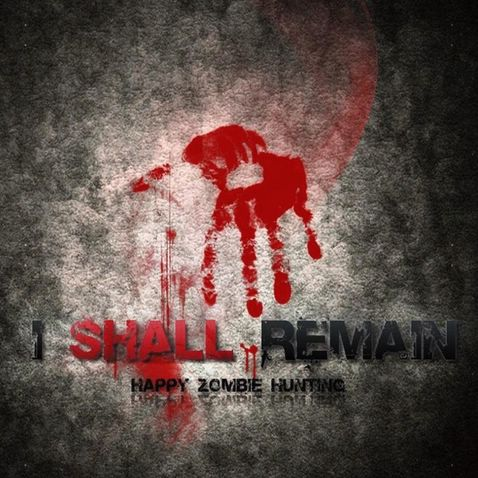 Poster for I Shall Remain