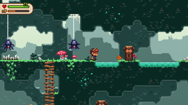 Evoland 2: A Slight Case of Spacetime Continuum Disorder image 3
