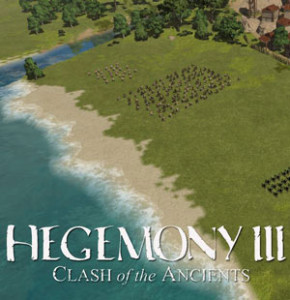 Poster for Hegemony III: Clash of the Ancients