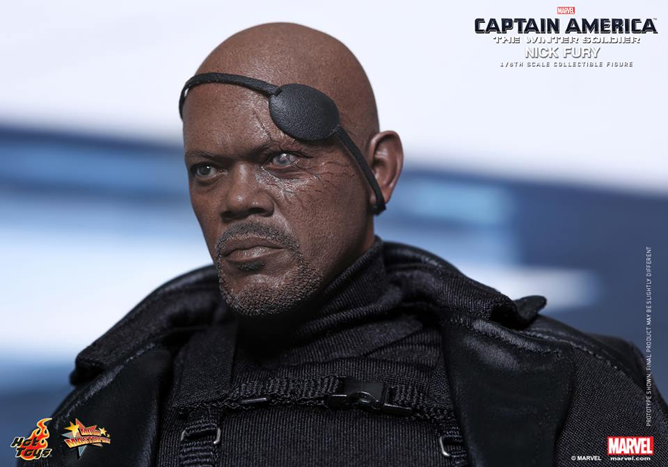 HOT TOYS - Captain America: The Winter Soldier - Nick Fury 150826074853647262