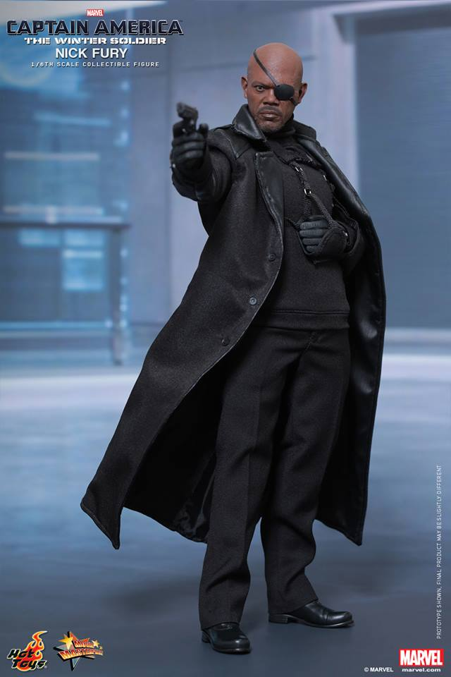 HOT TOYS - Captain America: The Winter Soldier - Nick Fury 150826074858780051