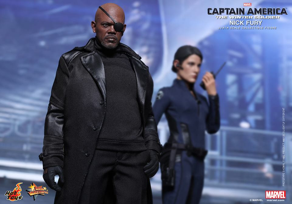 HOT TOYS - Captain America: The Winter Soldier - Nick Fury 150826074859474007