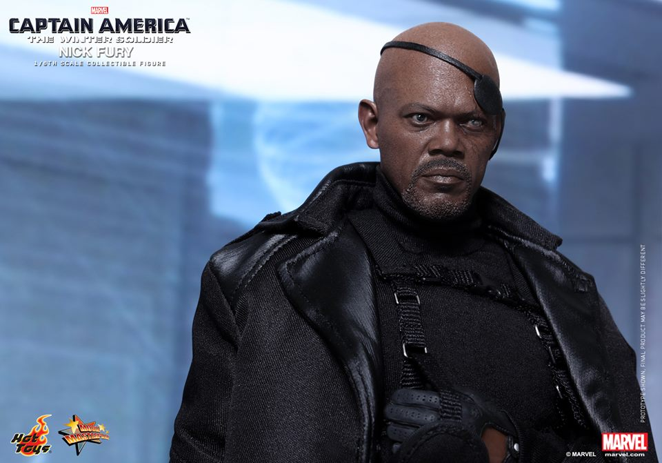 HOT TOYS - Captain America: The Winter Soldier - Nick Fury 150826074901419075