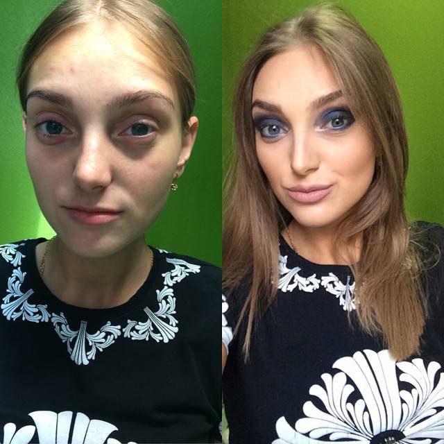 Makijaż robi różnicę 22