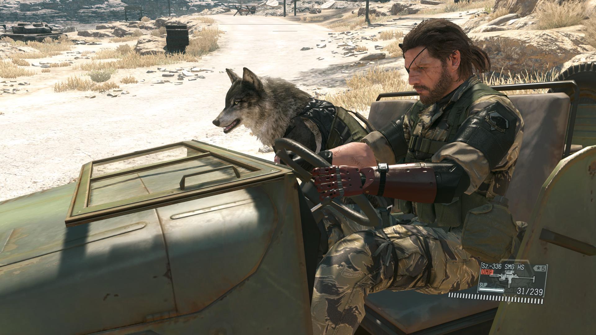 Metal Gear Solid V: The Phantom Pain image 2