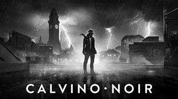 Poster for Calvino Noir