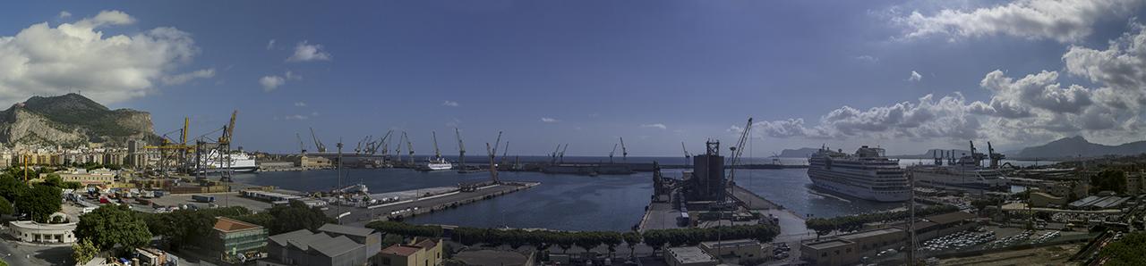 Le port de Palerme 150827112616739222