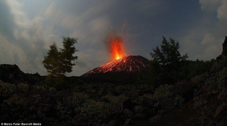 Niezwykłe wulkany 88