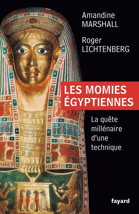 télécharger Les momies égyptiennes : La quête millénaire d'une technique