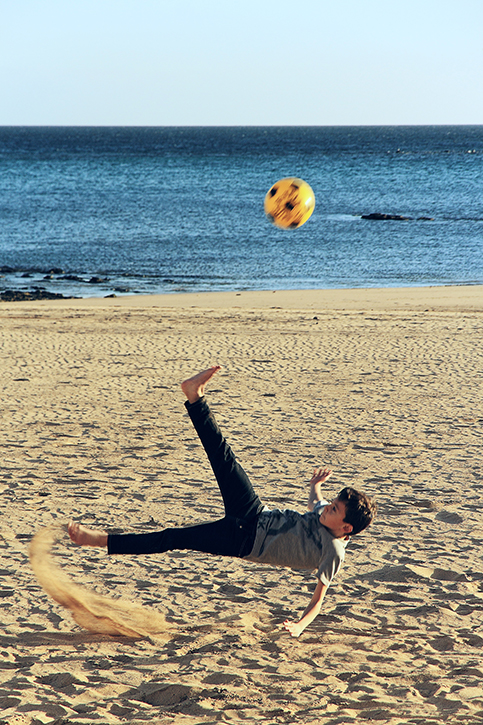 Concours photo de juillet-aout /// Thème : jeux d'été ! Vote fini : on applaudit Papy Swede !!! 150830092644558987
