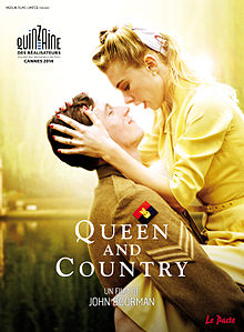 Queen and Country poster image