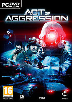 Poster for Act of Aggression