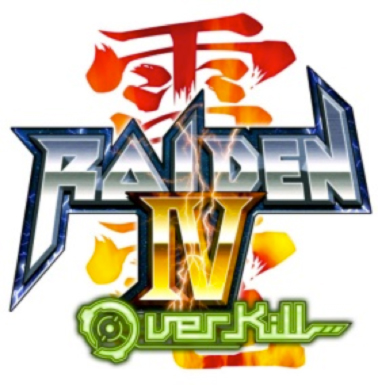Poster for Raiden IV: Overkill